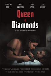 Queen of Diamonds by Vincent Kamp - Limited Edition on Paper sized 23x34 inches. Available from Whitewall Galleries